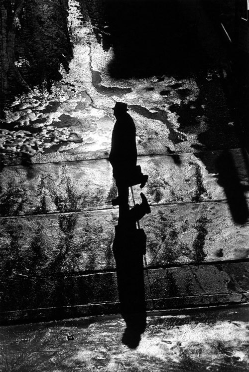 Philadelphia,1964 by Ray K. Metzker