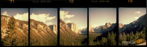 yosemite national park, cawww.eddyizm.com canon demi half frame - expired fuji velvia 100 cross processed and scanned via epson 4490 ©2013 Eduardo Cervantes (via Eduardo Cervantes Photography)