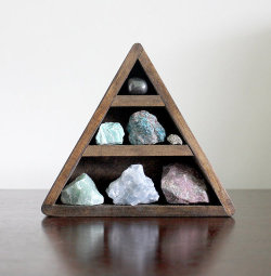 fleshydreams:  crystal and mineral stone collection in handmade by stoneandviolet on We Heart It. http://weheartit.com/entry/60917182/via/jessica_maiden_lumberman