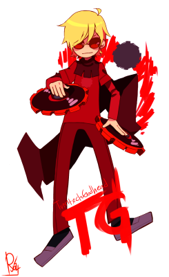 carrothime:  ANOTHER PERSON ASKED FOR ANOTHER DAVE W TURNTABLES I HAVE TOO MUCH DAVES IN MY ART TAG HAEUHEHEUEHEUEHEUEAAAAHHHHRGHHH lol this was late and whatever i guess