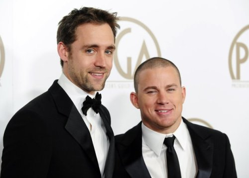 Magic Mike producers Channing Tatum and Reid Carolin presented at The Producers Guild of America awards last night! Check out pics from the event and find out where Chan is headed next… http://bit.ly/TJDbks