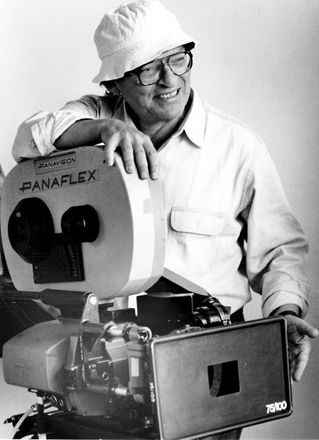 Sidney Lumet, director of Q & A