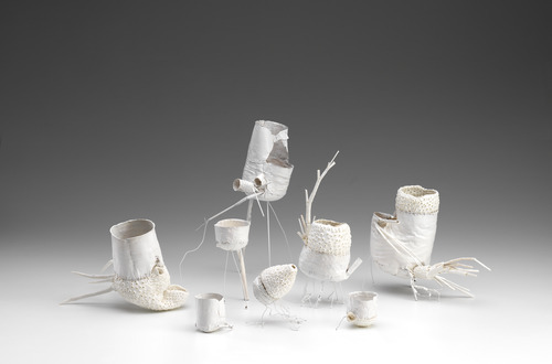 Containment: 2012 Cicely & Colin Rigg Contemporary Design Award / The Ian Potter Centre, National Gallery of Victoria, Melbourne, Australia