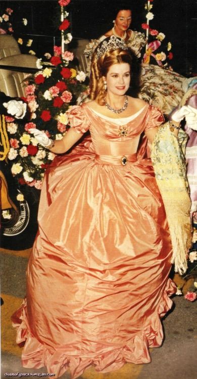 ♥ HSH Princess Grace of Monaco - Monte Carlo Centennial Ball, 1966 ♥