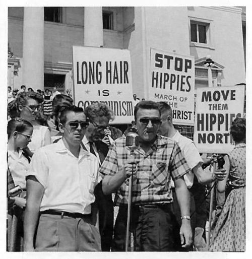 class-struggle-anarchism:  long hair is communism, folks
