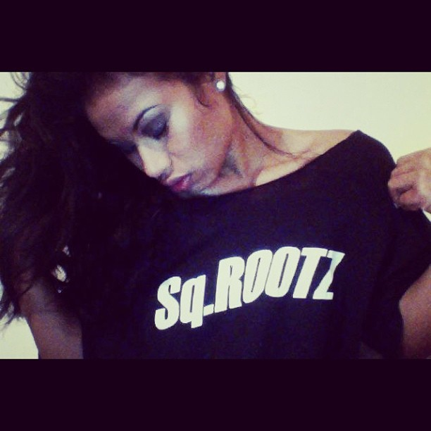 Logo Tee to match your #lifestyle #teamsquarerootz #dope #fresh #clothing #apparel #tees #miami #streetstyle @iamninjah