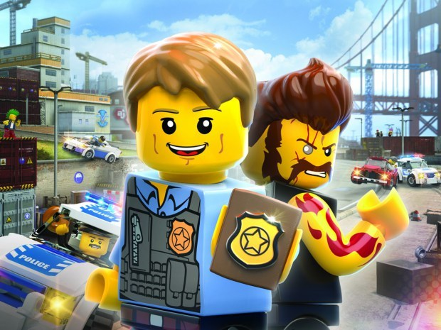postarcadenp:  If the Wii U's excellent Lego City Undercover is Alec Baldwin, the Nintendo 3DS's Lego City Undercover: The Chase Begins is Daniel Baldwin.Review by Chad Sapiehahttp://bit.ly/ZKk5rj