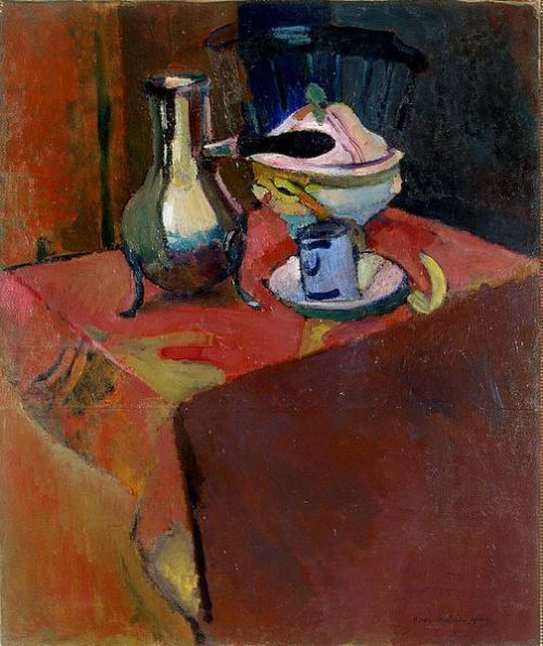 Henri Matisse, Crockery on a Table, 1900