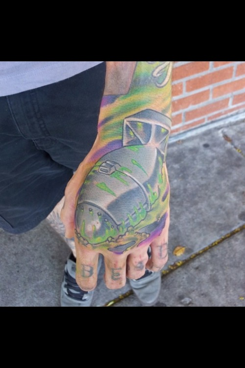 By Nathan Montessi at DV8 in Concord, California