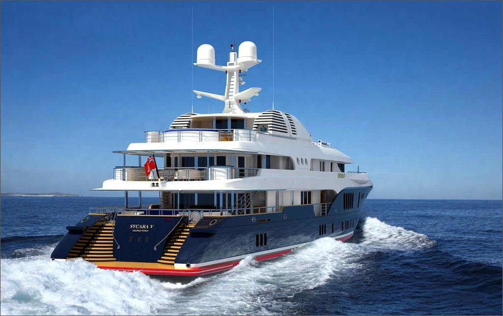 Sycara V  click here for superyachts on facebook