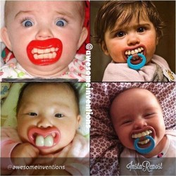kimpster27:  What do you think @xzkiel ? Haha cute neto #creative#pacifier#unique#awesomememes