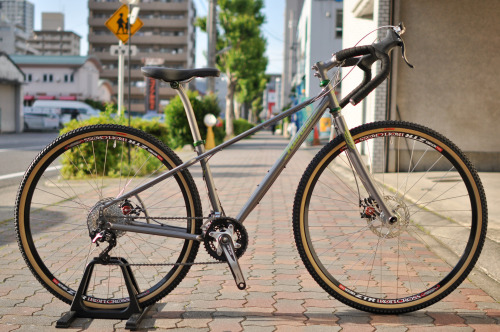 Hunter Cycles (via Circles Japan)