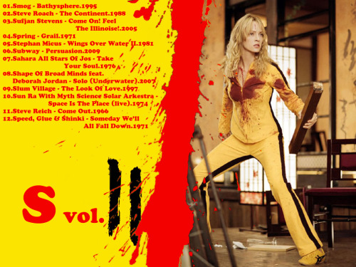 S vol. 2 Kill Bill !!