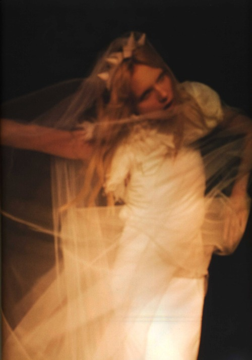 "pradafied:  ""Obsession"", Natasha Poly by Panos Yiapanis for Muse #19"