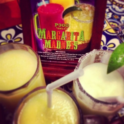 Margarita Madness Opening Night