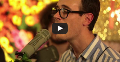 "Hellogoodbye's live video performance of ""Thoughts Give Me The Creeps"" is premiering now on Diffuser.FM http://diffuser.fm/hellogoodbye-thoughts-give-me-the-creeps-live-video-premiere/ Watch it now & pick up the digital deluxe edition of 'Would It Kill You?' today: http://smarturl.it/WouldItKillYou"