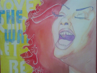"fuckyeablackart:  ""I Am Jill Scott"" -Sloane Siobhan  :: submission ::"