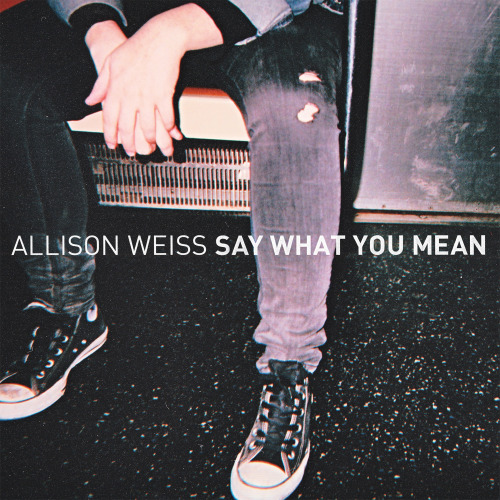 stabbytron:  Allison Weiss helps heartbreak go down easy  Pop-punk's pulse beat strong in the mid- to late '90s, but somewhere around the turn of the…  View Post