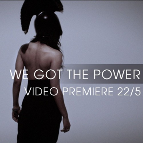 [ @ ] loreenofficial #WEGOTTHEPOWER #WGTPVIDEO #WARRIORS Read more at http://web.stagram.com/n/loreenofficial/#1dcVlGWrr2t3piJI.99