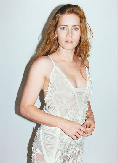 "juergenteller:Amy Adams in ""The Master""W Magazine"