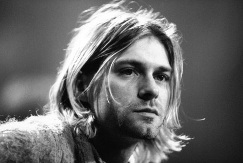"ihavenews0cks:         Kurt Cobain ""I knew I was different. I thought that I might be gay or something because I couldn't identify with any of the guys at all. None of them liked art or music, they just wanted to fight and get laid. It was many years ago but it gave me this real hatred for the average American macho male."" ""I mean, I'm definitely gay in spirit, and I probably could be bisexual. But I'm married, and I'm more attracted to Courtney than I ever have been toward a person, so there's no point in trying to sow my oats at this point. If I wouldn't have found Courtney, I probably would have carried on with a bisexual life-style. But I just find her totally attractive in all ways."" ""I would like to get rid of the homophobes, sexists, and racists in our audience. I know they're out there and it really bothers me."" ""I am not gay, although I wish I were, just to piss off homophobes."" ""At this point, I have a request for our fans. If any of you in any way hate homosexuals, people of different colour, or women, please do us this one favour for us - leave us the fuck alone! Don't come to our shows, and don't buy our records."""