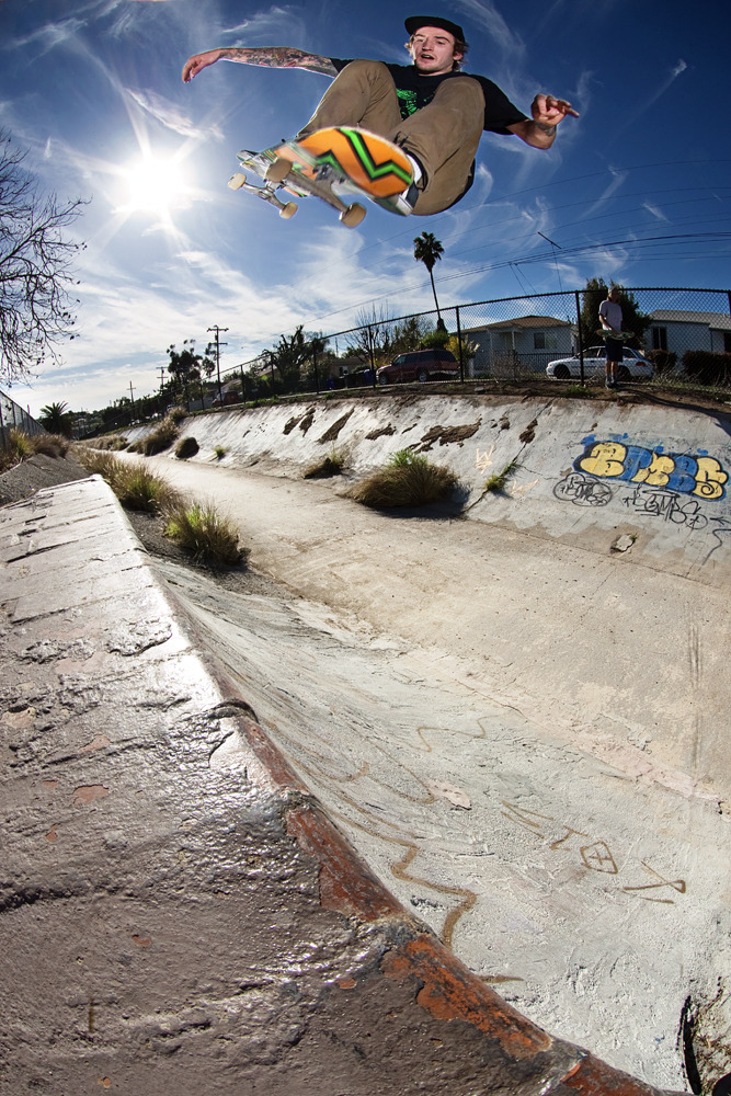 Chris Coogan - FS Air in San Diego, CA