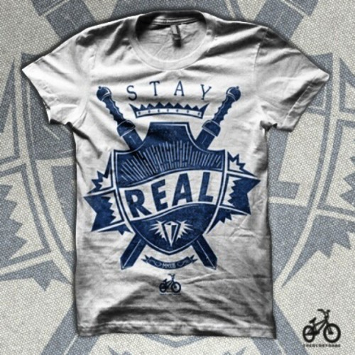 Stay Real! \m/ Two Brand new # theglorygame shirts get one before they're  goneeee!     http://arkaik.co/10zB94m