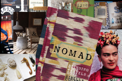 You had us at NOMAD. It was a foregone conclusion that a group of die-hard (mis)adventurers like us at Babylon would pretty much fall in love with this book. Sibella Court is living the dream-  globe-trotting, shopping, collecting pretty trinkets and telling us all how to do it.  Our beautiful selection of books are on sale at our Byron Bay boutique.