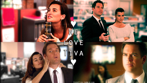 Happy NCIS tuesday!   TIVA TURNING POINT TUESDAY