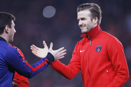"What unfolds beyond Beckham in Paris "" By Arthur James "" Under the first impulsive tenure of 'El Presidente' Florentino Perez, Real Madrid pursued a business model as simple as it was flawed; they spent copious amounts of money bringing in globally..."