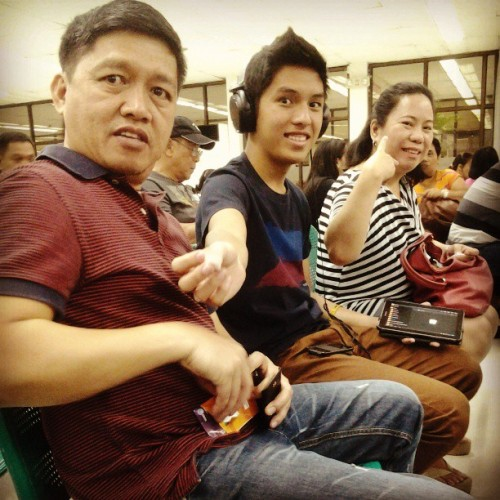 Homebound.  (at Ninoy Aquino International Airport (MNL) Terminal 4)