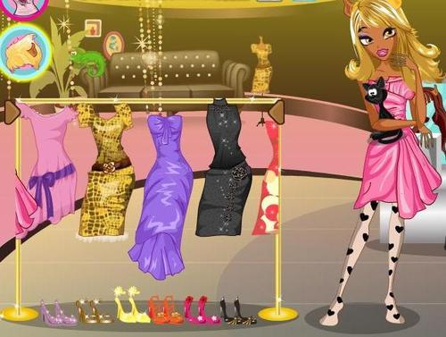 Online Barbie Dress Up Games For Girls