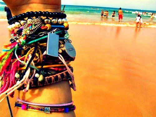 Too many friends, too many friendships bracelets ;)