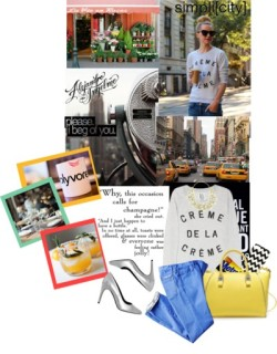 Empire State of Mind by bloggablegirl featuring slim fit jeansSlim fit jeansharryrosen.comAlejandro ingelmoalejandroingelmo.comZara bagzara.comOasis jewelry$39 - oasis-stores.comTech accessorycouture.zappos.com