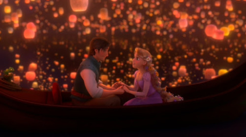 "20 Day Disney Couples Challenge: Day 5  ""I see the light"" from Tanged is my favorite Disney love song!"