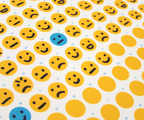 fastcompany:  This Emoticon-A-Day Calendar Lets You Creatively Catalog Your Mood What emoticon will be on your January 31, 2013?   This could be a lot of fun.