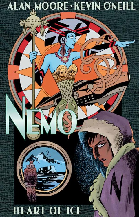 comicblah:  Nemo: Heart of Ice by Alan Moore & Kevin O'Neill