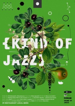 estudiogloriajover:  Kind of jazz