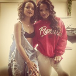 shesbombb:  @karrueche and @cmilianofficial