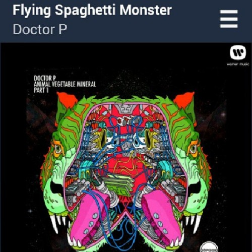 Song of the week (: download it now!! #doctorp #flyingspaghettimonster #spaghetti #getsomedubberyaboutyourlife #earslovedubstep #spaghettistep #edm