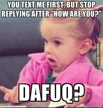 9gag:  If you do this, f*ck you!!