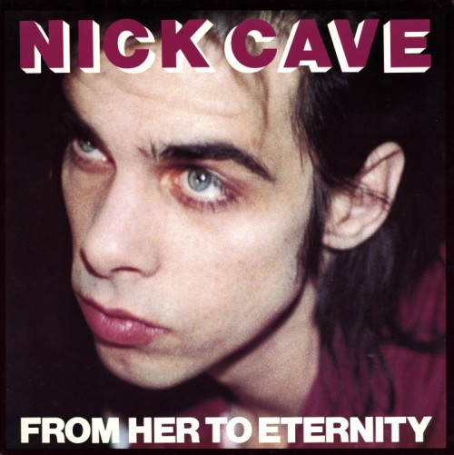 Nick Cave & The Bad Seeds - From Her To EternityNick Cave's finest hour, one of the best albums of the 1980s and an absolutely engaging record, FHTE stands as one of the most emotionally raw and bleak pieces of musical work ever recorded. Combining Cave's bleak, often humorous, always frightening lyrics with the stellar backing band of the Bad Seeds, who are consistently able conjure up the moral apocalypse being preached by Cave. Twisting delta blues into an almost unrecognizable state, the lengthy pieces on this album rank amongst the most disturbing and dark in recorded history. Painting a vivid and horrifying vision of America through the language of it's most accomplished and eternal musical form. Each piece creating another part of Cave's personal diary of despair and horror. Absolutely essential, one of the only albums I'd give a 10/10 to and one of my favorite records ever made. You simply need this in your life. (This version contains the original vinyl track listings as the three added to the CD reissue don't really add anything to it except break up the flow mid-way through the album, you're welcome to listen to them but I'd recommend against it within the context of the album, they're great when taken on their own) This week's Album of the Week was chosen by Callum Lowes. click to download