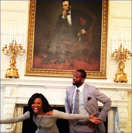 shootingforsaturn:  Niggas in the White House