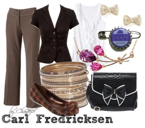 Carl Fredricksen  Buy it here.