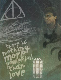 """Do not pity the dead, Harry. Pity the living, and above all those who live without love."""