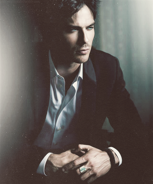 "prettymysticfalls:  Ian Somerhalder | ""50 States For Good"" Portrait"
