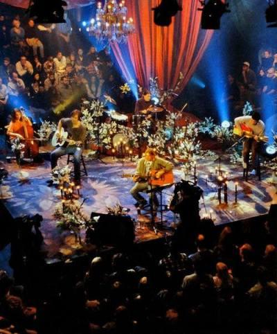 Nirvana - Unplugged Mtv
