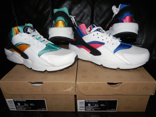 Nike Air Huarache Retro OG Pack 9 US DS 350 € + Shipping SneakersForSaleTumblr@gmail.com
