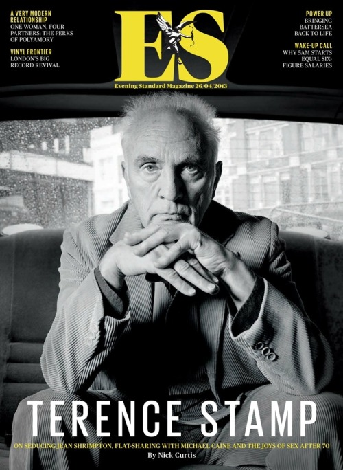 The front cover of this week's ES magazine.