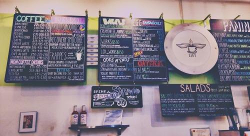 madalynparr:  Lift Cafe, Richmond VA